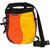 Prana Geo Chalk Bag with Belt Mandarin Orange
